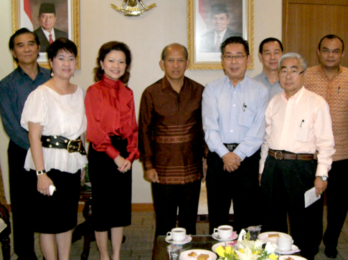 Embassy of the Republic of Indonesia – His Excellency Pak Wardana
